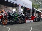 Lễ hội mô tô lớn nhất Việt Nam chính thức khai mạc