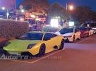 Dàn siêu xe, xe độ gần 80 tỷ khoe dáng tại Sài Thành
