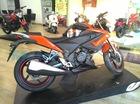 Eider ZF-Kymco 250 - Xe côn tay nhái Benelli và Honda