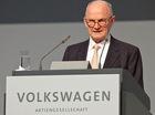 Cháu trai nhà sáng lập Porsche từ chức chủ tịch tập đoàn Volkswagen