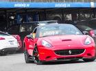 """Siêu xe Ferrari của đại gia Dương """"Kon"""" tái xuất sau tai nạn"""