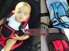 """Điều gì xảy ra khi dùng ghế ngồi ô tô trẻ em """"rởm""""?"""