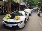 BMW i8 đầu tiên làm xe đón dâu tại Việt Nam