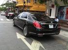 """Nghi vấn Mercedes-Maybach S600 đeo biển """"tứ quý 1"""" đi mượn"""