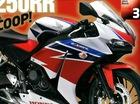 Xe côn tay Honda CBR250R 2 xy-lanh sắp đến châu Á