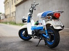 Bất ngờ với Honda Chaly phiên bản Doreamon 130cc: Nhỏ mà có võ