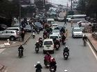 """Hai điểm nóng ùn tắc """"nhân tạo"""" ở Hà Nội"""