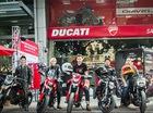 Johnny Trí Nguyễn đi xuyên Việt bằng mô tô cùng bạn gái Nhung Kate