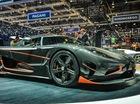 Koenigsegg bất ngờ lộ thông tin về xe 4 cửa
