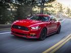 Xe cơ bắp Ford Mustang 2015: Không chỉ đẹp, mạnh mà còn an toàn