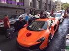 Đám cưới chật kín siêu xe ở Thượng Hải