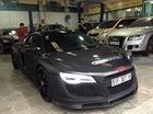 Đại gia Sài thành chi 1 tỷ Đồng để độ siêu xe Audi R8