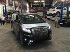 Xe sang Toyota Alphard 2016 về Việt Nam với giá 4 tỷ Đồng