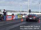 Lamborghini Gallardo độ chỉ nhanh bằng Porsche 911 Turbo S nguyên bản