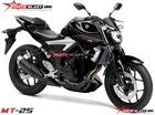 Rõ nét hình ảnh xe côn tay Yamaha MT-25