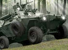 Toàn tập về xe thiết giáp Cobra 4x4 lướt được cả trên cạn lẫn dưới nước