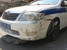 Truy đuổi kẻ gian trộm xe ôtô của cảnh sát giao thông