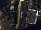 Xe container lật, tạo ra tiếng động như bom rồi chắn ngang quốc lộ 5