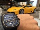 Đồng hồ và xe hơi - Sự kết hợp hoàn hảo