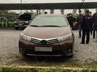 """Hàng loạt ô tô bị ăn trộm logo và """"vặt gương"""" trong bãi gửi xe tại Hà Nội"""