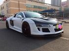 Audi R8 độ 1 tỷ Đồng tái xuất sau vụ tai nạn