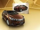 Đấu Mazda3, Toyota Việt Nam tung ra Corolla Altis mới với giá không đổi