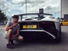 Thiếu gia lái Lamborghini 10 tỷ lăng mạ cảnh sát vì bị yêu cầu dừng xe