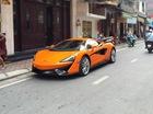 Siêu xe McLaren 570S thứ 2 xuất hiện tại Việt Nam