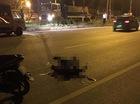 Trung úy công an bị xe đâm tử vong trên đường tuần tra