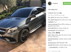 Cristiano Ronaldo mua thêm SUV hạng sang Mercedes-AMG GLE63 S Coupe