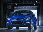 Chevrolet Cruze 2016 tiết kiệm xăng bất ngờ, chỉ 5,6 lít/100 km