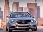 Mercedes-Maybach S-Class sắp có thêm phiên bản mui trần Landaulet