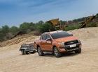 Xe hơi Ford bán chạy bất ngờ trong tháng 10