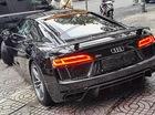 Nghe siêu xe Audi R8 V10 Plus nẹt pô tại Sài Gòn