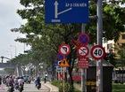 Hàng loạt biển báo giao thông bất hợp lý ở Sài Gòn