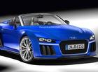 Rộ tin đồn Audi đang chế tạo mẫu xe thể thao mới