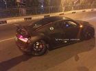 Siêu xe Audi R8 độ 1 tỷ Đồng gặp nạn tại Sài Gòn