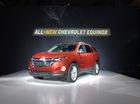Chevrolet Equinox thế hệ mới trình làng, cạnh tranh Honda CR-V