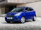 Ford Ka+ 2016 ra mắt, rẻ hơn cả Fiesta, giá từ 253 triệu Đồng