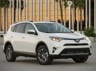 Toyota RAV4 lần đầu tiên bán chạy hơn cả Camry
