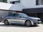 Mercedes-Benz E-Class 2017 gọi, BMW 5-Series thế hệ mới trả lời