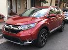 Honda CR-V thế hệ mới lần đầu tiên bị bắt gặp trên đường phố