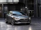 Hyundai Elantra Sport 2017 có giá khởi điểm từ 22.485 USD