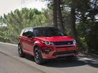 Land Rover giới thiệu SUV hạng sang Discovery Sport 2017
