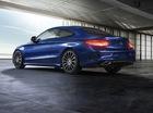 Mercedes-Benz C300 Coupe 2017 có giá bán chính thức
