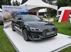 """Ngắm xe sang Audi A5 Coupe thế hệ mới """"bằng xương, bằng thịt"""""""