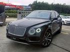 Chiếc SUV siêu sang Bentley Bentayga đầu tiên đến Trung Quốc