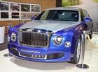 "Cận cảnh ""chuyên cơ mặt đất"" Bentley Mulsanne Grand Limousine Mulliner"