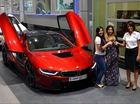 """Đây là chiếc BMW i8 """"thửa riêng"""" cho công chúa Abu Dhabi"""