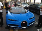 Bắt gặp siêu xe Bugatti Chiron của Hoàng tử Ả-Rập dạo phố